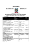 Tender Report - July 2012 to February 2013
